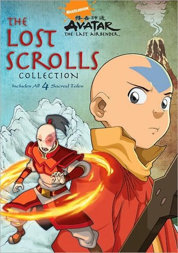 Avatar: The Last Airbender - The Lost Scrolls Collection